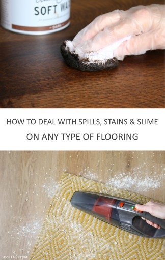 How To Deal With Scuffs Stains And Slime On Any Kind Of Flooring