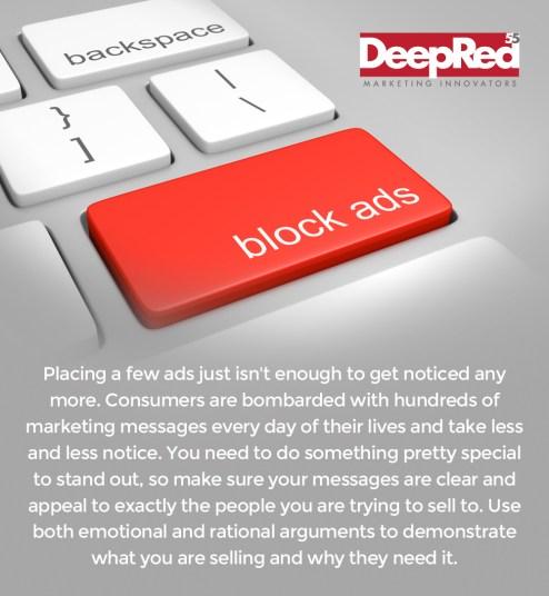 block ad new
