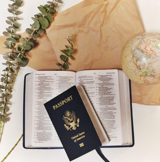 Scripture for Travel