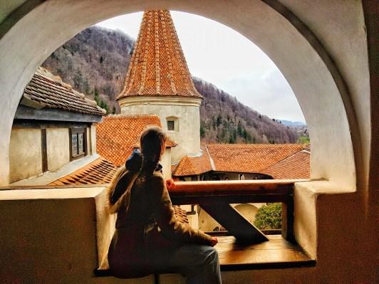 bran castle Transylvania itinerary