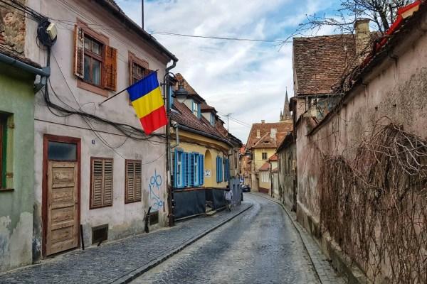 Sibiu - Transylvania Itinerary - Romania