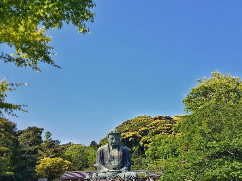 kamakura buddha daibatsu tokyo