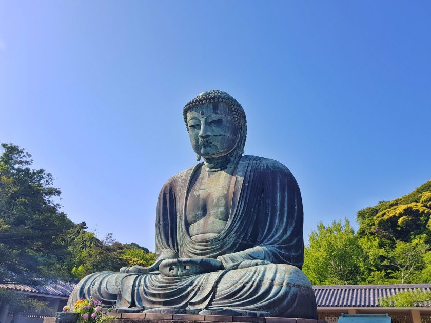 Day 3 & 4 in Tokyo! Odaiba, Imperial Palace Gardens, Kamakura