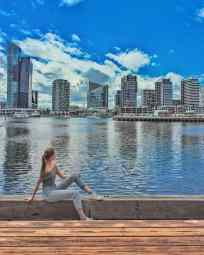docklands most instagrammable places in melbourne
