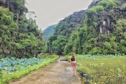 Vietnam Itinerary - Tam Coc, Ninh Binh