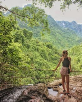 things to do in phong nha, backpacking vietnam