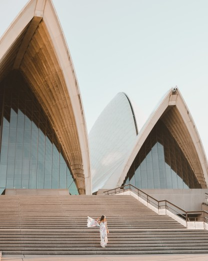 Foot of the Opera House 2