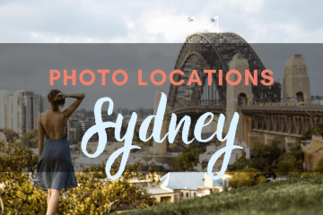 SYDNEY PHOTO SPOTS - instagrammable places in Sydney