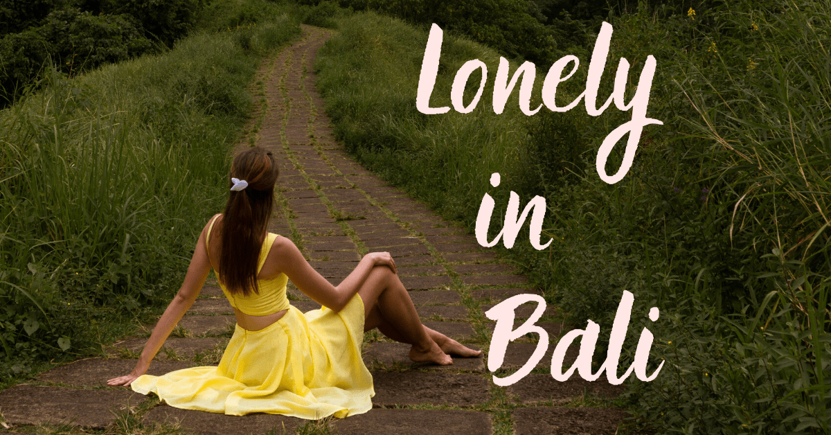 Stuck In Ubud And The Issue With Solo Travel In Bali