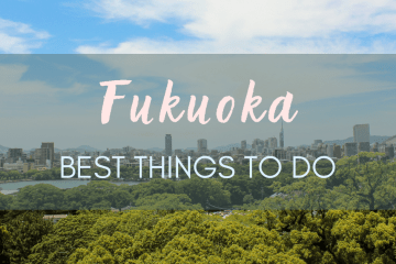 Best things to do in Fukuoka, Japan