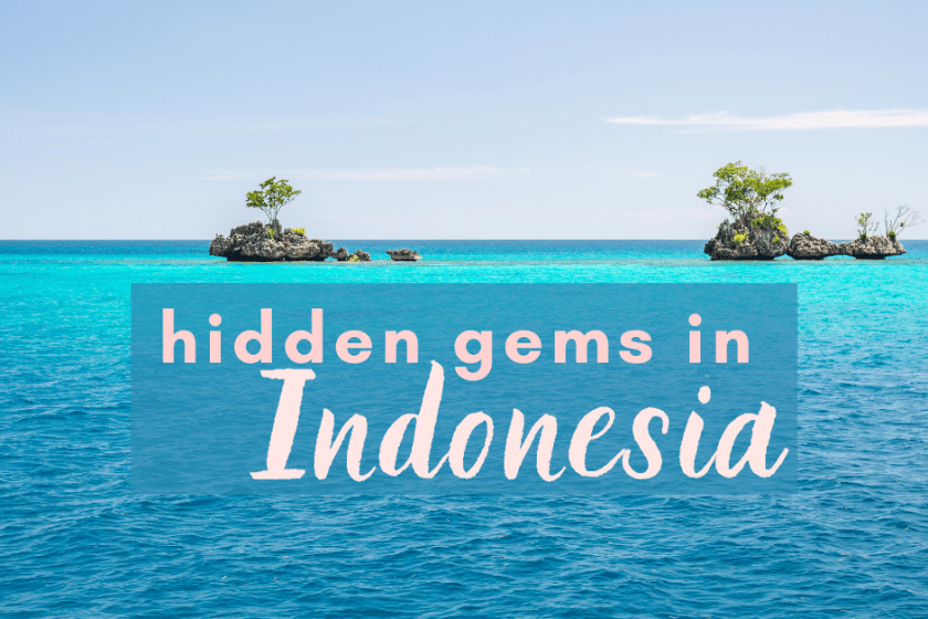Most beautiful and off-the-beaten track places to add to your Indonesia Itinerary