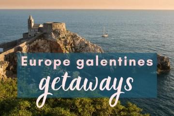 The best girls trip destinations in Europe
