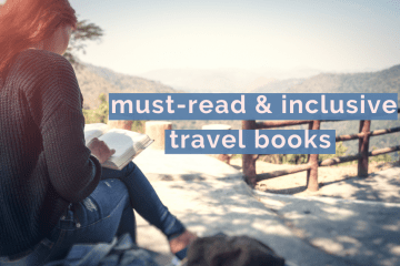 15 Must-Read Travel Books ft. diverse authors and inclusive topics