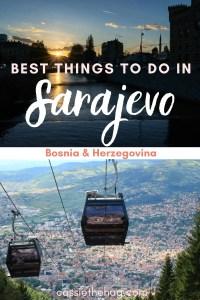 Things to do in Sarajevo, Bosnia and Herzegovina - 2 day Sarajevo itinerary