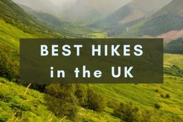 best hikes in britain