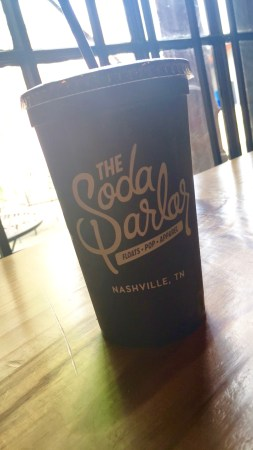soda parlor, nashville, tennessee, antiquing, adventure, antique archaeology