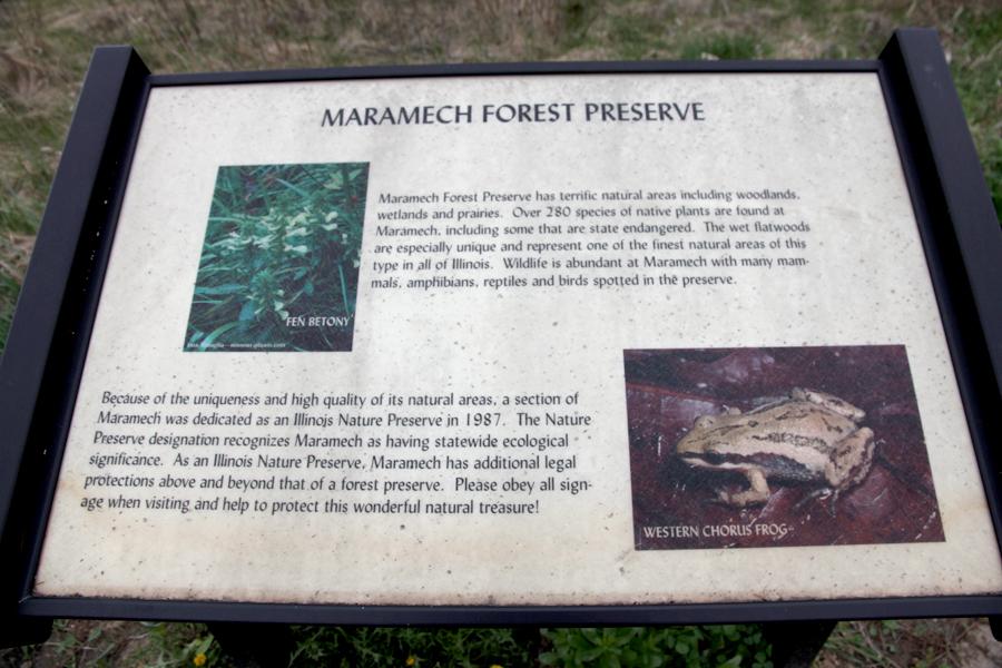 maramech signage