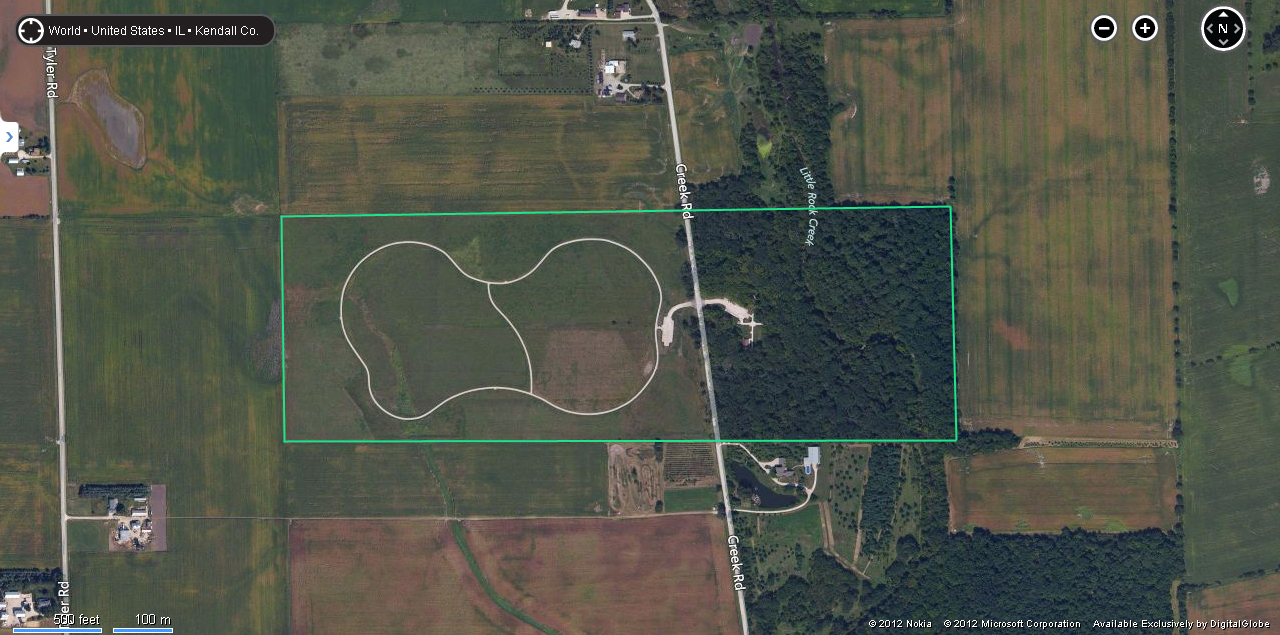 Jay Woods Forest Preserve Bing Maps Kendall County