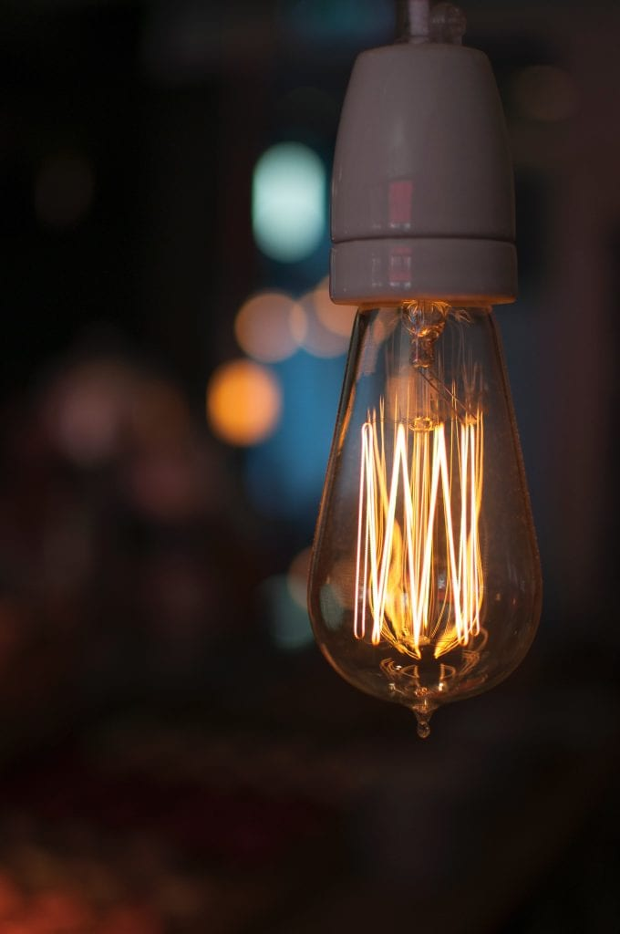 verlichting lamp led kleurtemperatuur