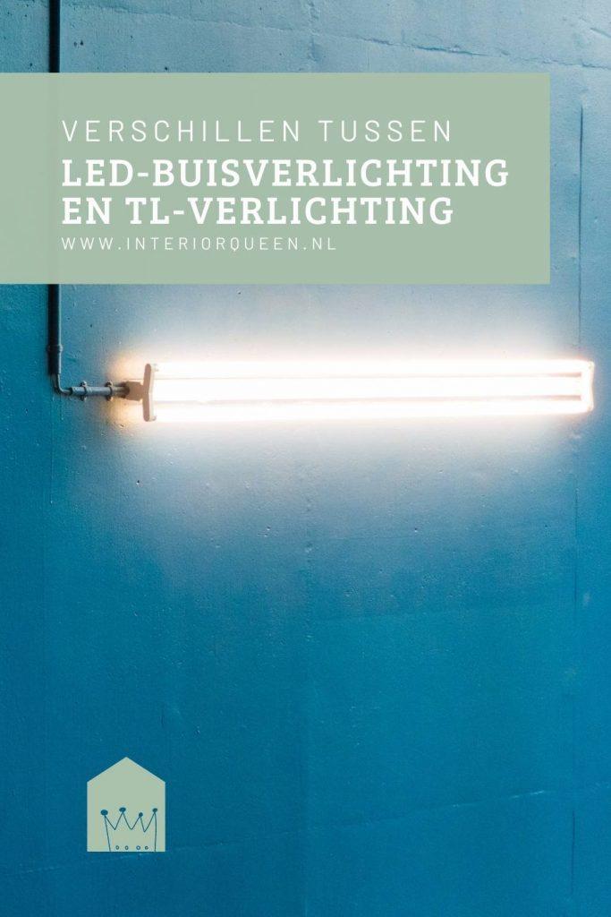 De verschillen tussen LED-buisverlichting en Fluorescerende buisverlichting