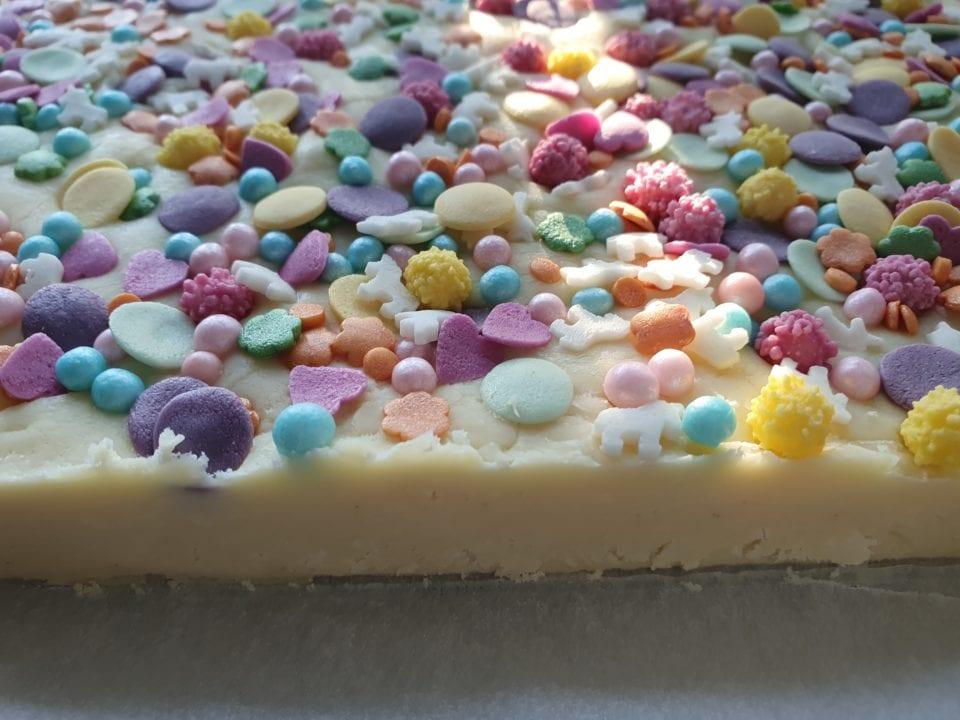 fudge van witte chocolade momambition.nl