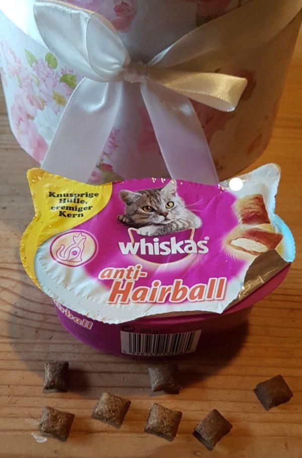 Whiskas anti hairball Katzenleckerlies