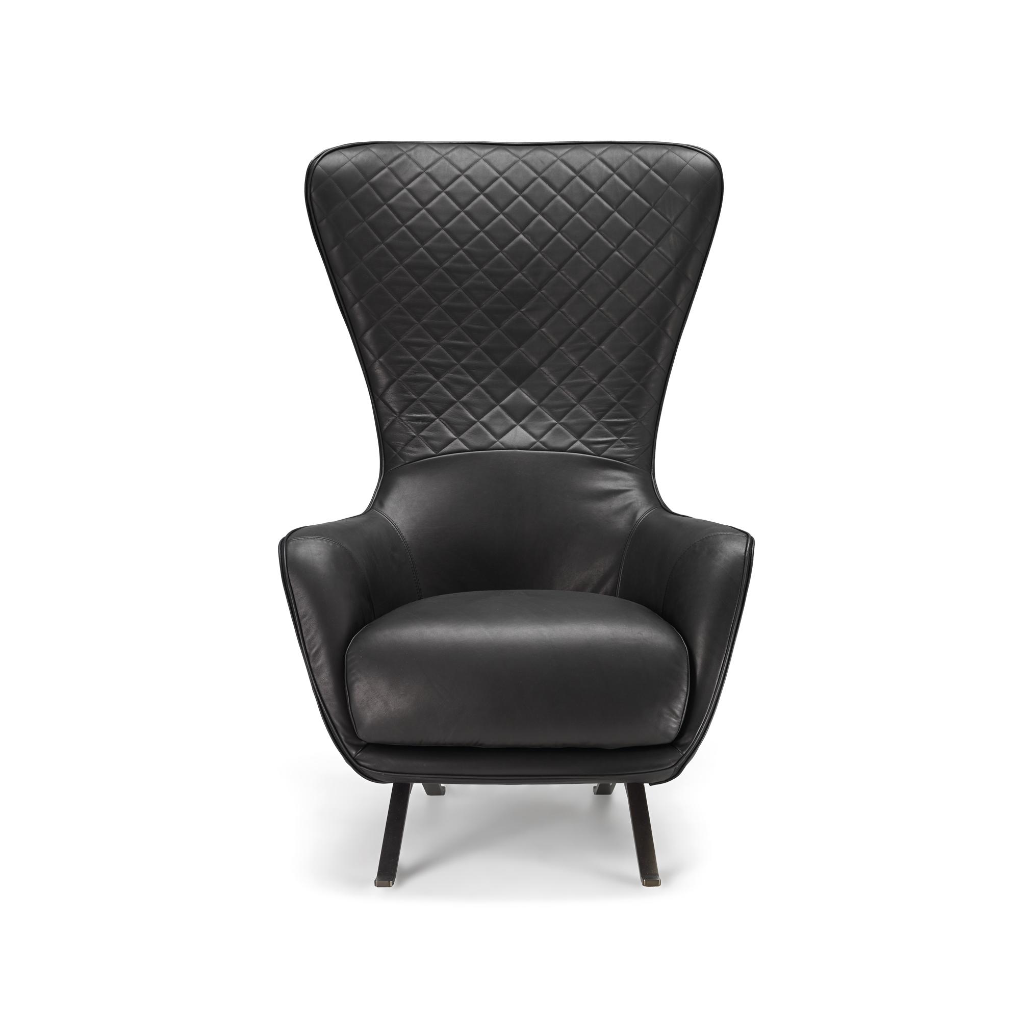 Contemporary luxury Italian Sin Seaty Lounge Chair
