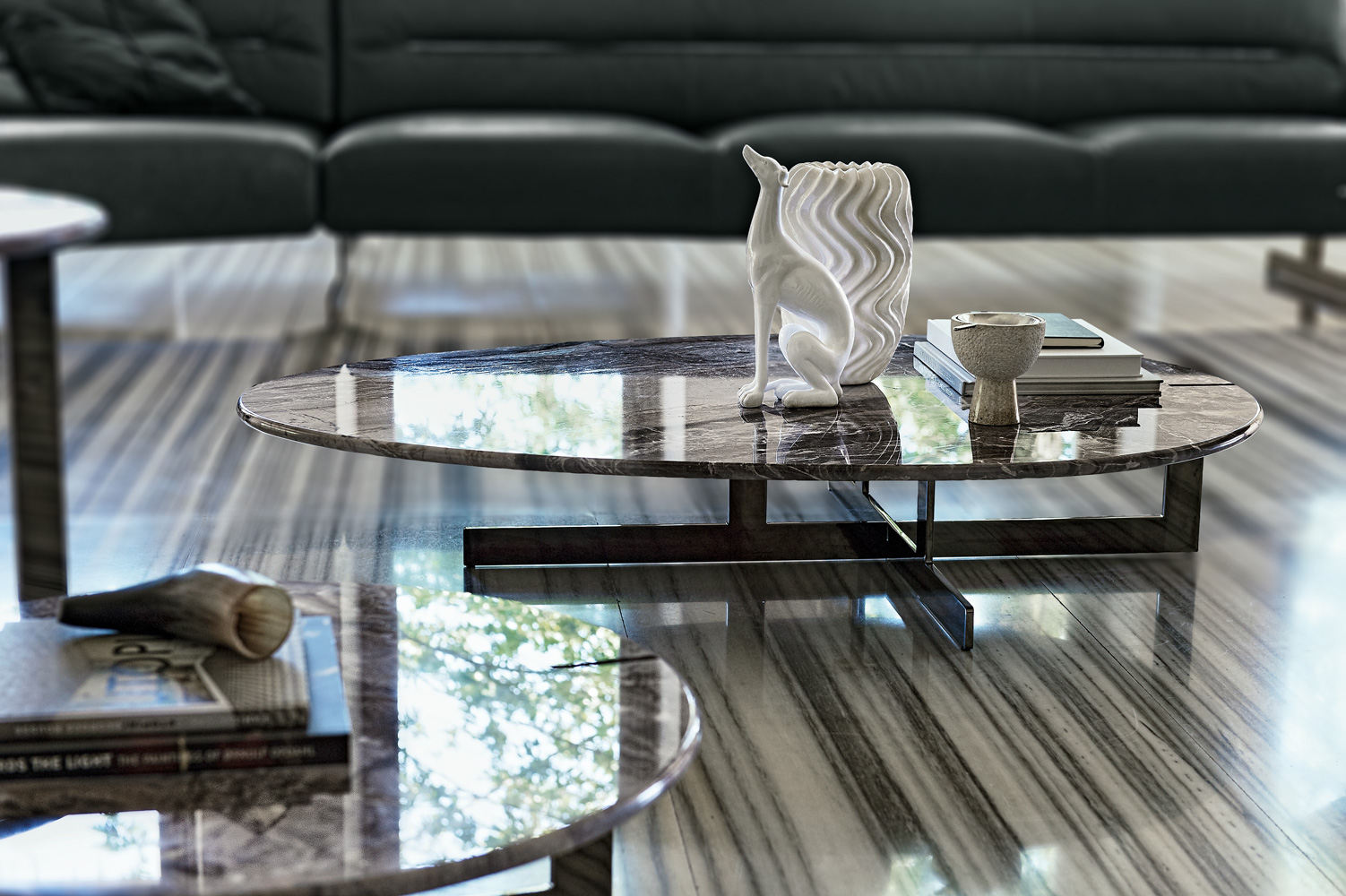 Italian Douglas Coffee Table  Italian Designer  Luxury