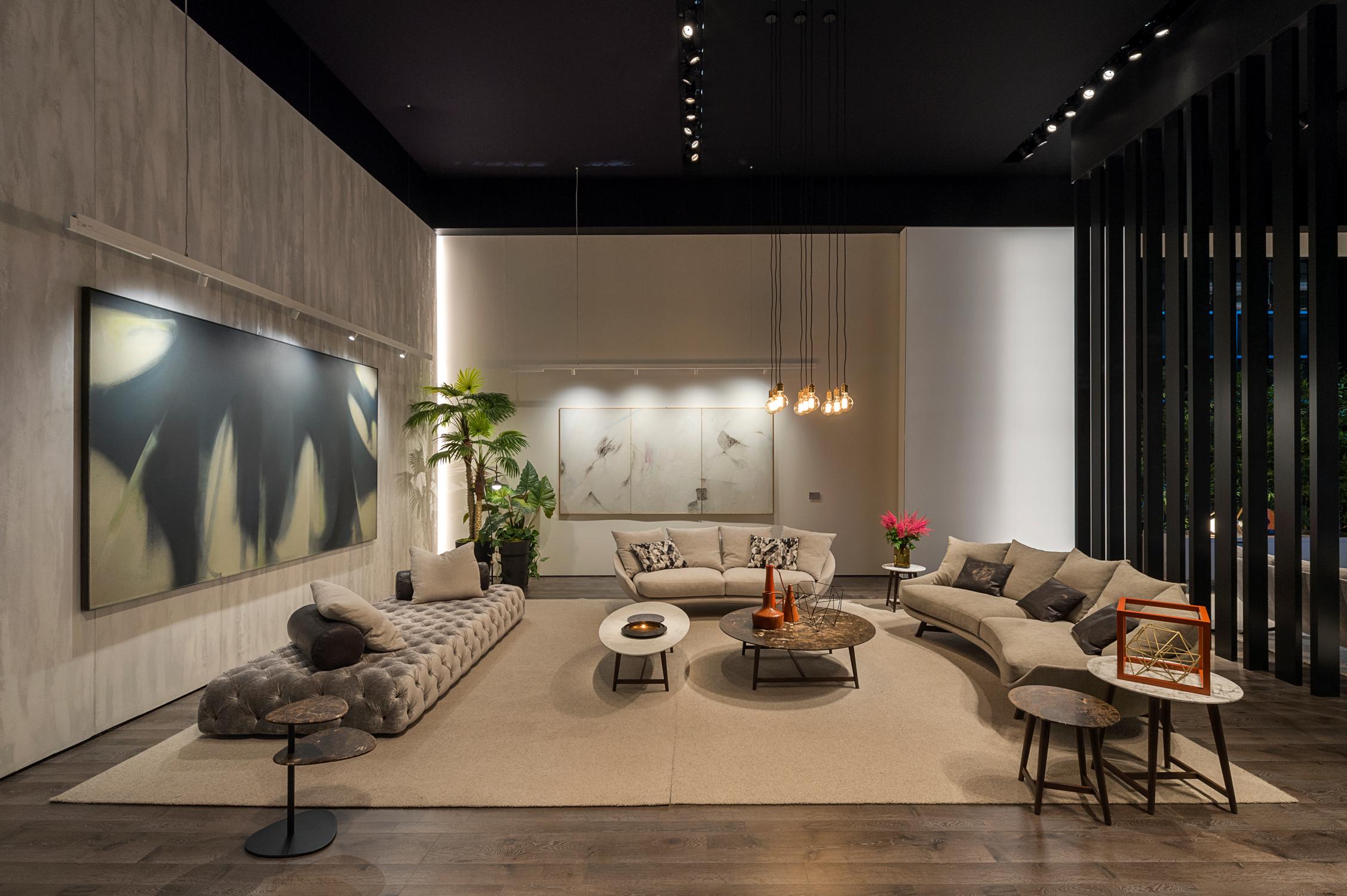 living es sofa small bed double avi luxury italian designer