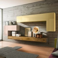 Luxury Designer 36e8 Wall Unit Comps. 0261-0262 - Italian ...