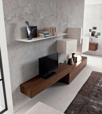 High-End Italian Inclinart Wall Unit - Italian Designer ...
