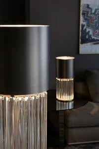 Luxury High-End Italian Designer Chic Floor Lamp ...