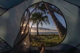 Camping Mission Beach