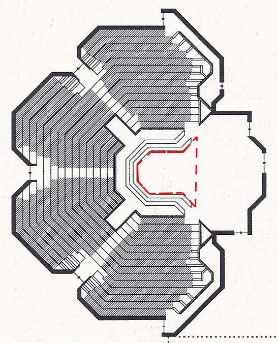 studio lighting diagram 2009 cobalt fuse box proscenium stage, thrust theatre end arena flexible profile ...