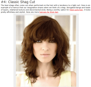 5 Peachy Curly Shag Haircuts For Short Medium Long Curls