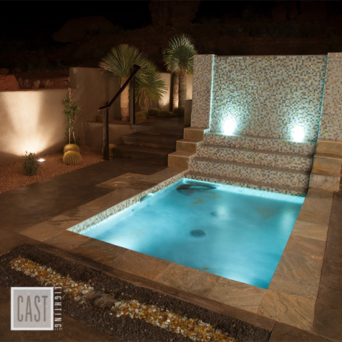 how to light pools for the ultimate