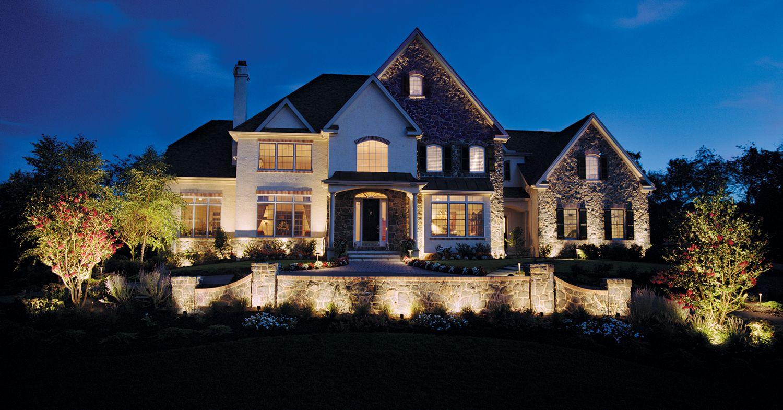 light level for landscape lighting
