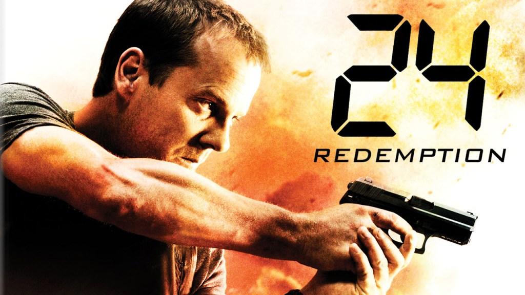 海外ドラマ『24 -TWENTY FOUR-(トゥエンティフォー)』24 リデンプション(24: Redemption)