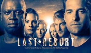 海外ドラマ『ラスト・リゾート 孤高の戦艦(Last Resort)』シーズン1