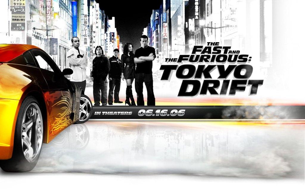 映画『ワイルド・スピードX3 TOKYO DRIFT/The Fast and the Furious: Tokyo Drift』