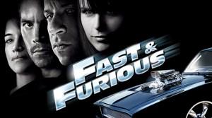 映画『ワイルド・スピード MAX/Fast & Furious4』