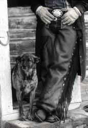 Boots Buckles Best Friends B&W web