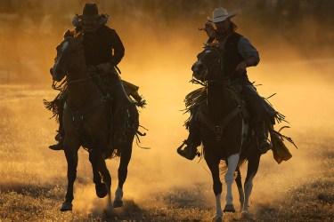 Dusty Riders