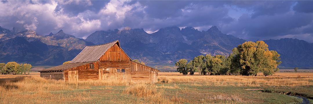 Teton Homestead