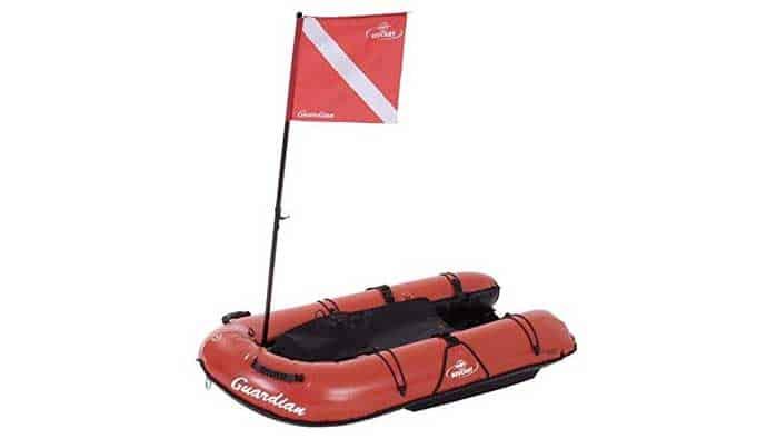 best dive flag float