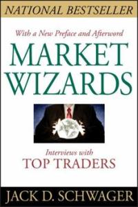 Book cover for Market Wizards