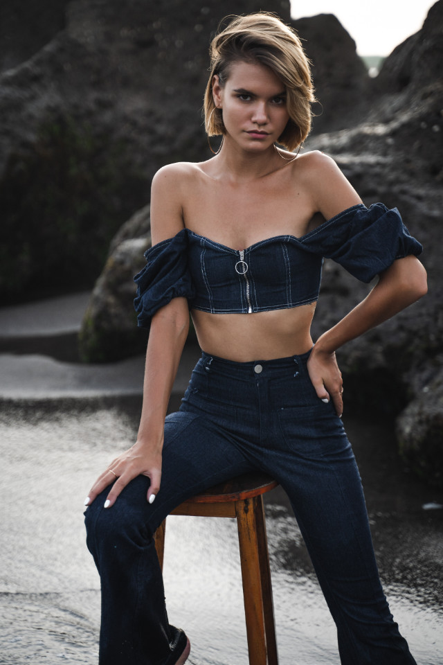 Varyabaikova is a fashion model who regularly shoots for fashion, swimwear and activewear brands