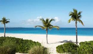 Club med turkoise beach view