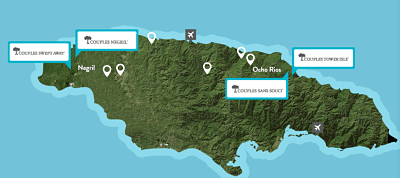 Couple locations in Jamaica