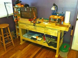 new reloading bench archive